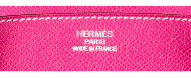 Hermes Bag Authenticity Gilt
