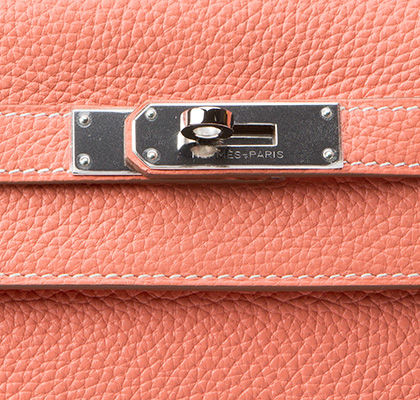 Hermes Bag Kelly Crevette Togo 32cm K77 Lock