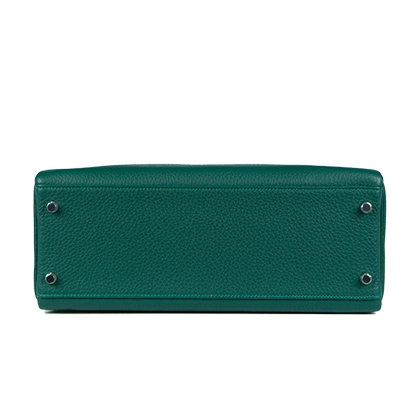 Hermes Bag Kelly Amazone Malachite Togo 32cm K82 Base