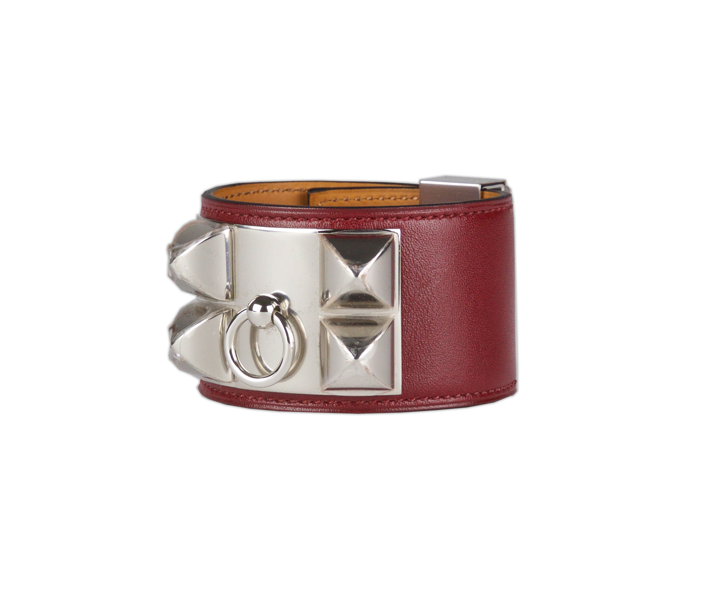 Rouge CDC Bracelet Swift with Palladium