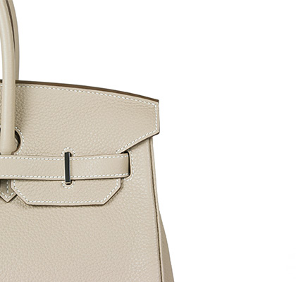 35cm Birkin Bag in Argyle Clemence with Palladium