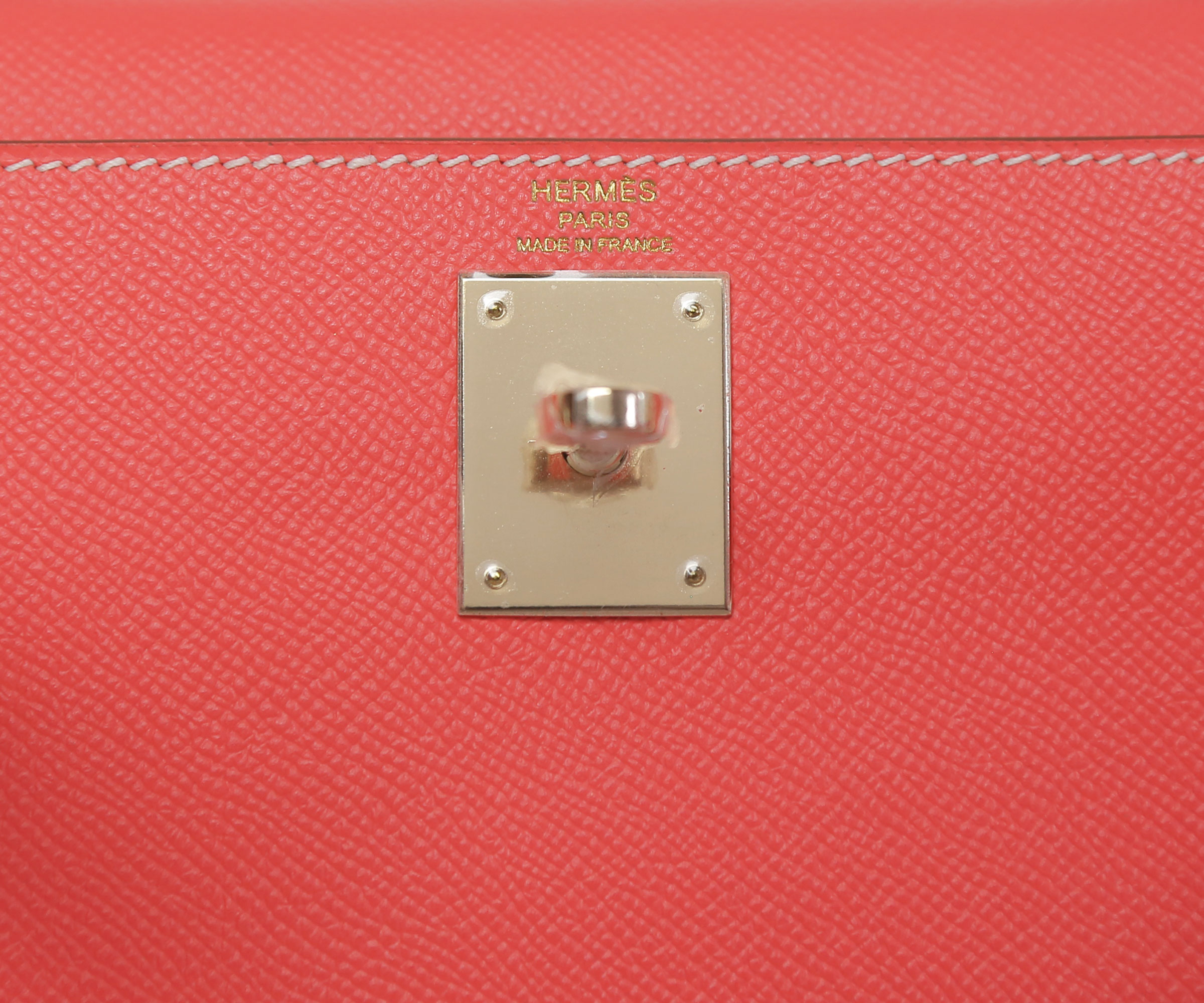 Hermes Kelly Bag Rose Jaipur