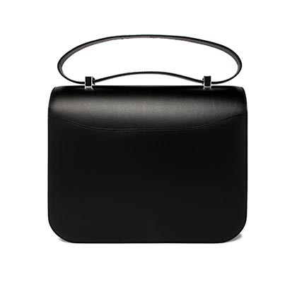 Hermes Constance Cartable Black Box with Palladium
