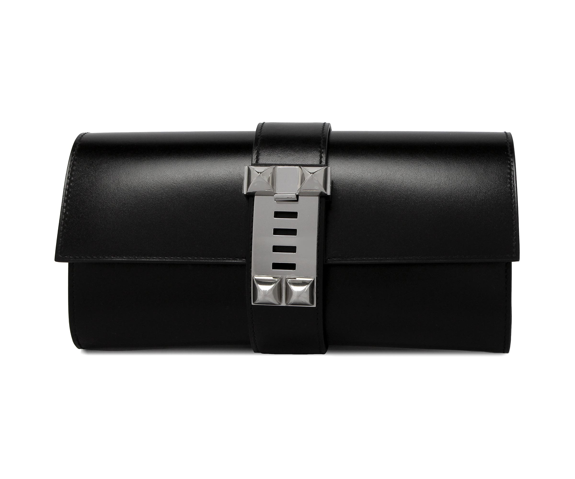 Hermes Medor Black Box with Palladium