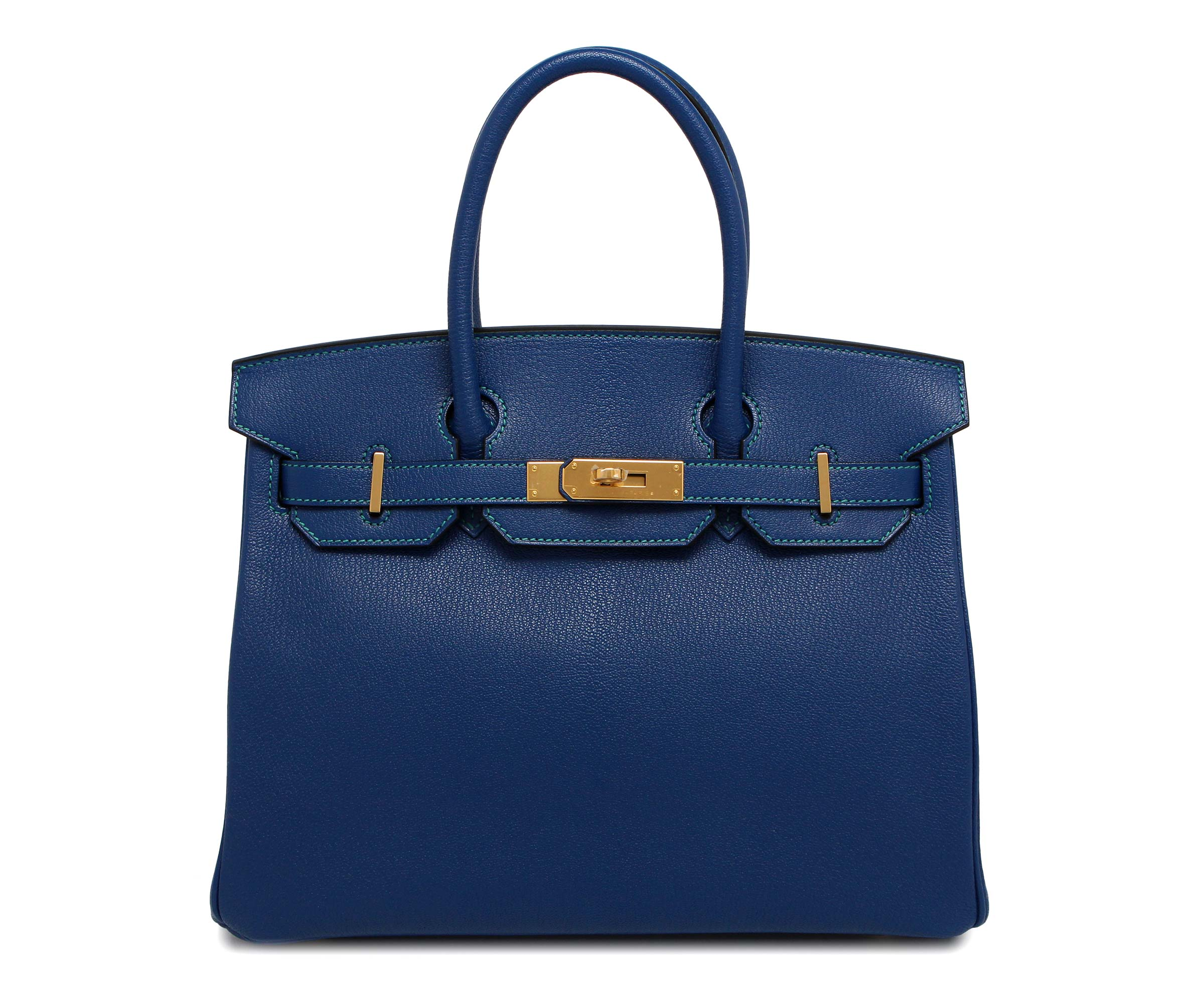 Hermes Birkin Electric Blue