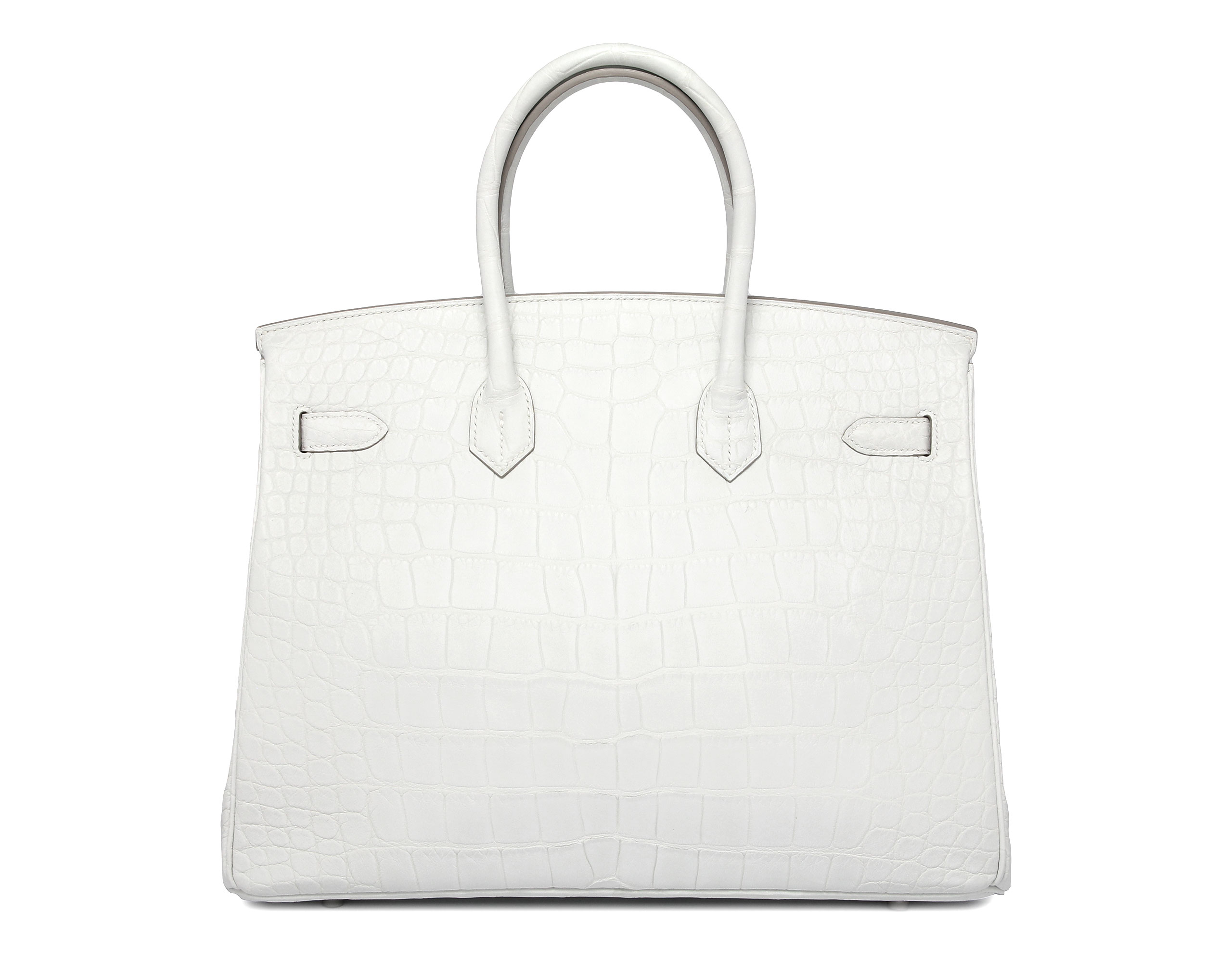 Hermes Birkin Nuage Matt Alligator with Palladium