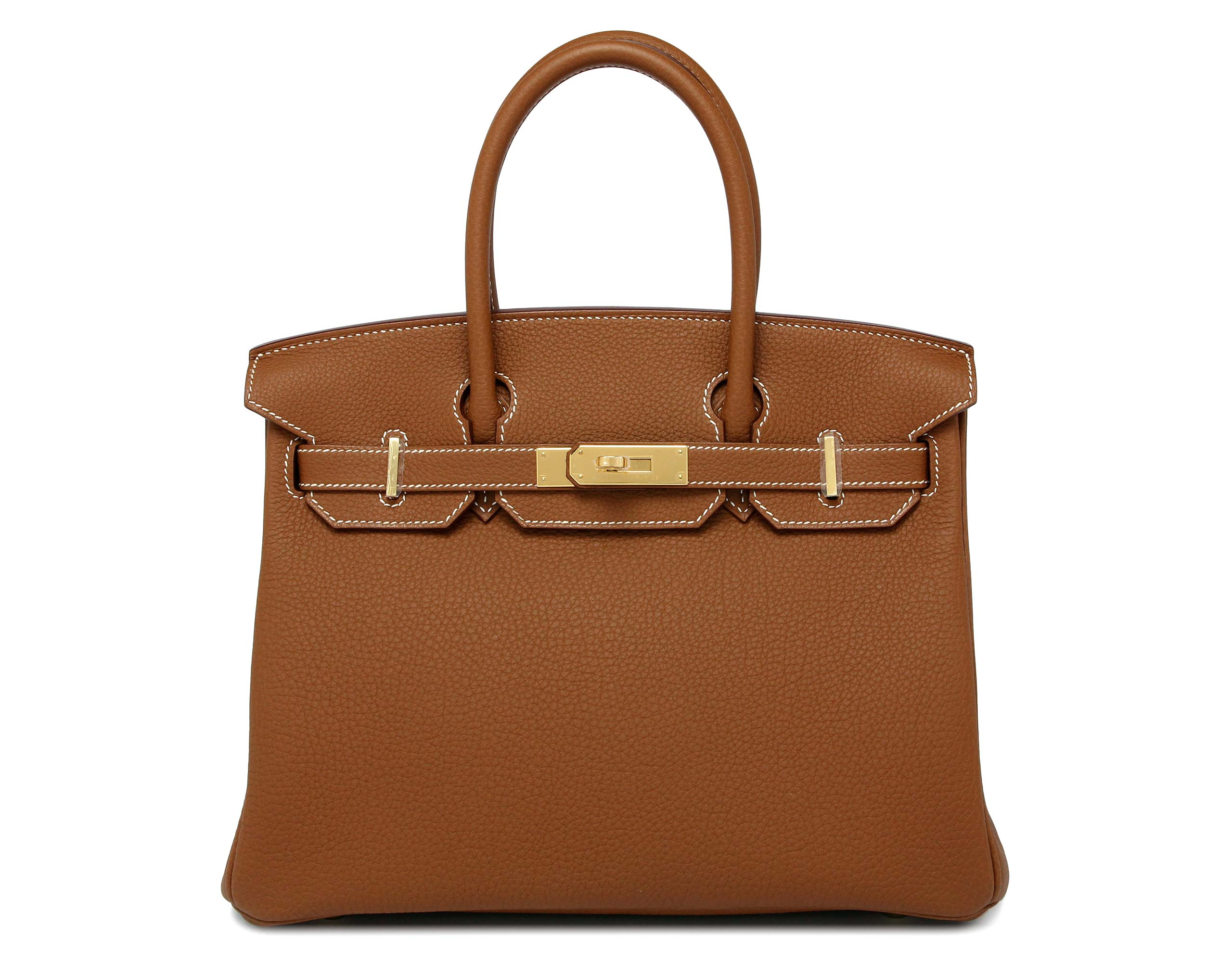 Hermes Birkin Gold Togo with Gold