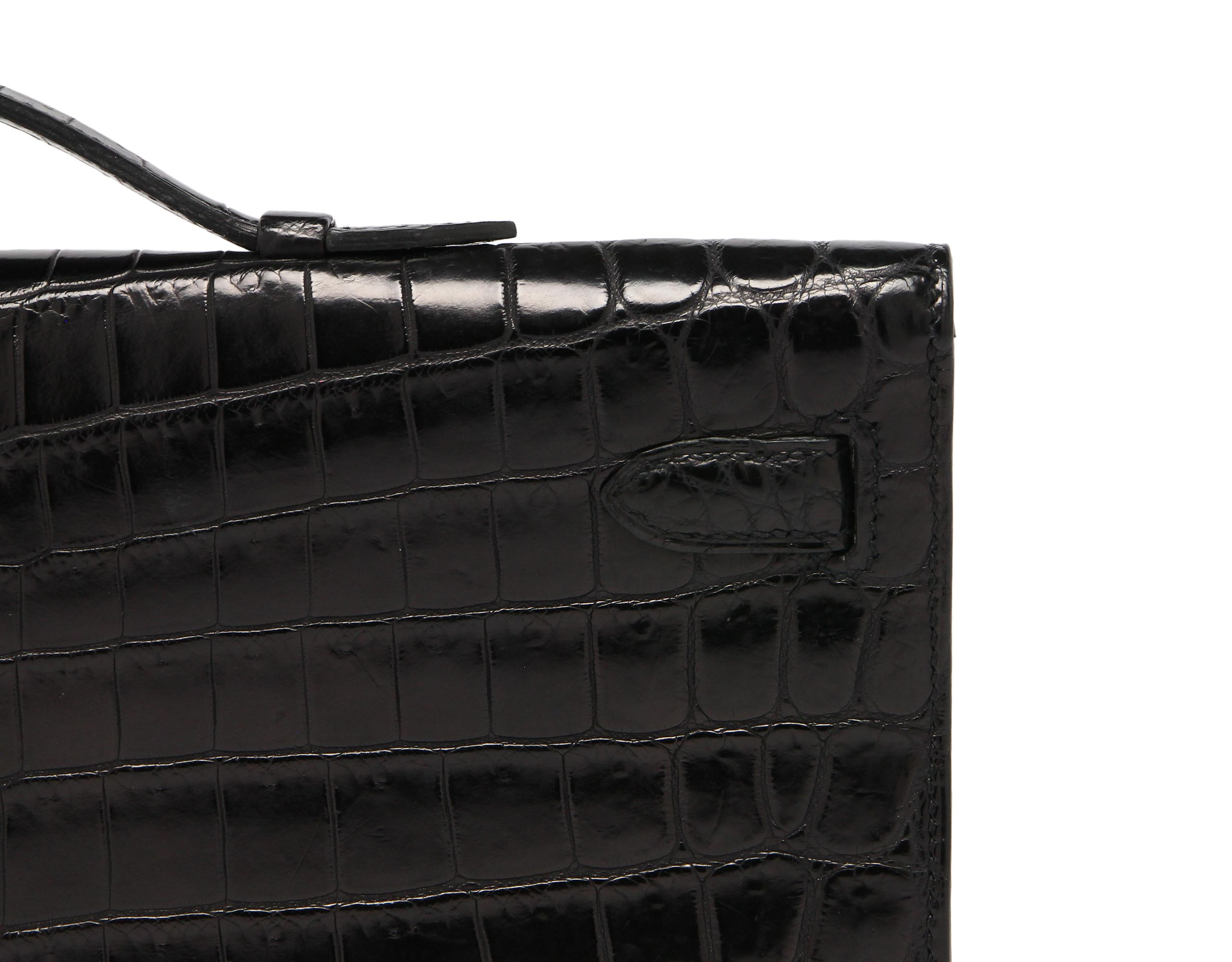 Hermes Cut So Black with Ruthenium