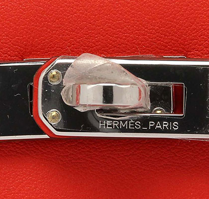 Hermes Mini Kelly Pochette Capcuine Swift with Palladium Hardware