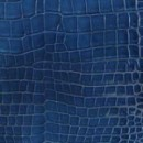 Hermes Bag Colour Chart Blue Roi Porosus Croc Shiny