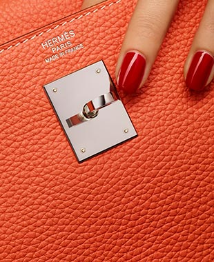 7707fe9134 How do I know Bags of Luxury sell authentic Hermes bags?