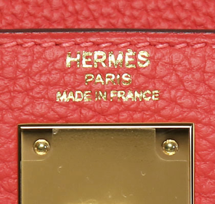 replica hermes birkin handbags - hermes dogon duo vermilion wallet womens