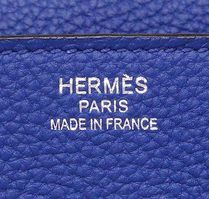 inexpensive hermes purse - Hermes 35 cm Birkin Electric Blue | Bags of Luxury