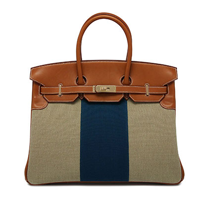 hermes birkin flag bag