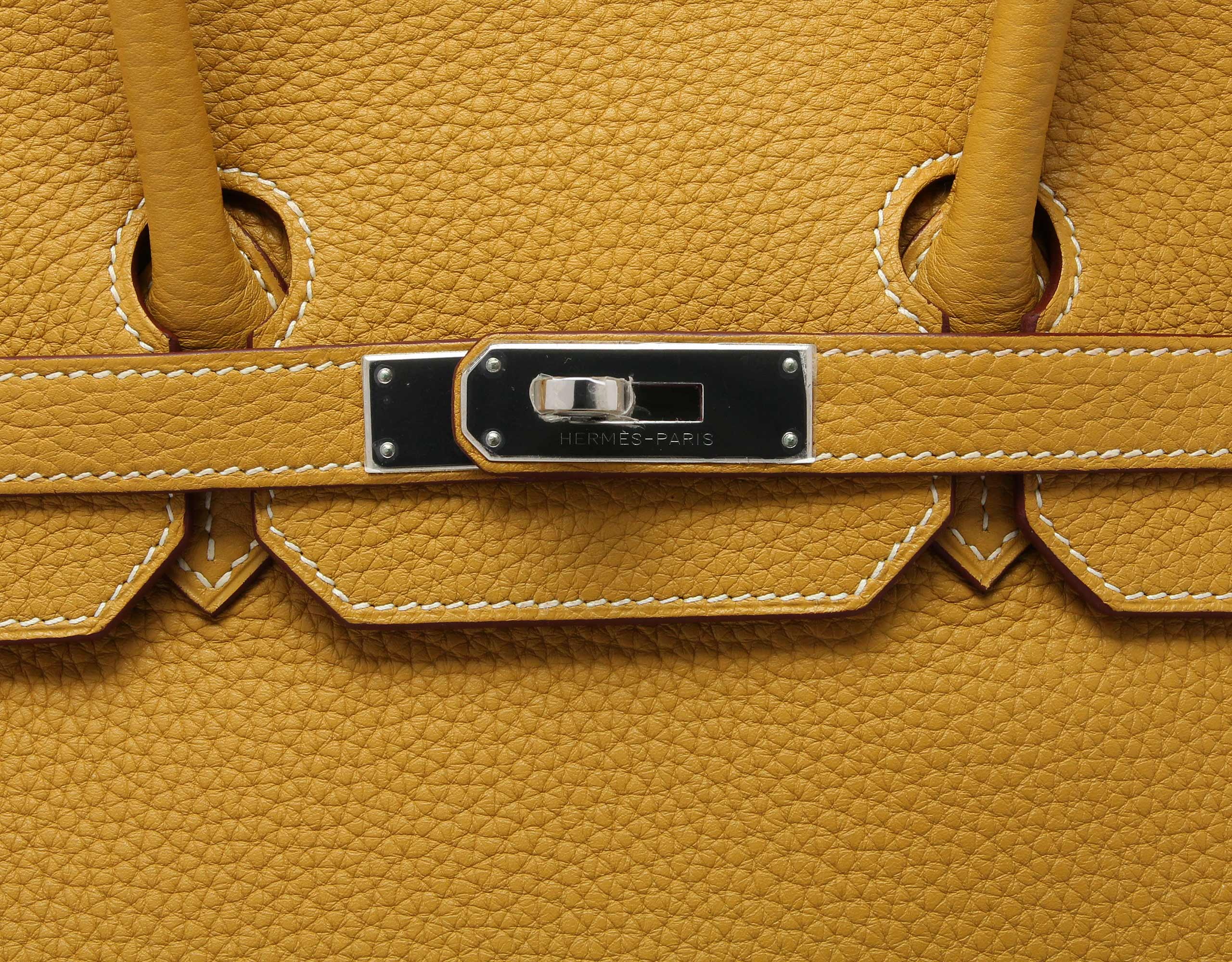 how much does birkin cost - Hermes 35cm Birkin Bag in Clemence | Bags Of Luxury
