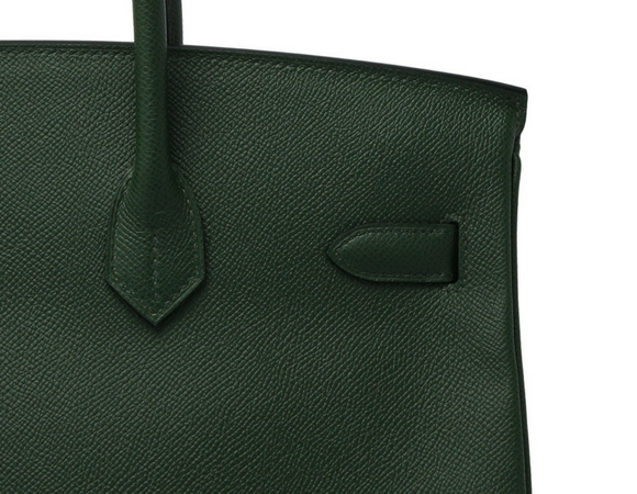 BIRKIN VERT ANGLAIS 35CM IN SWIFT LEATHER
