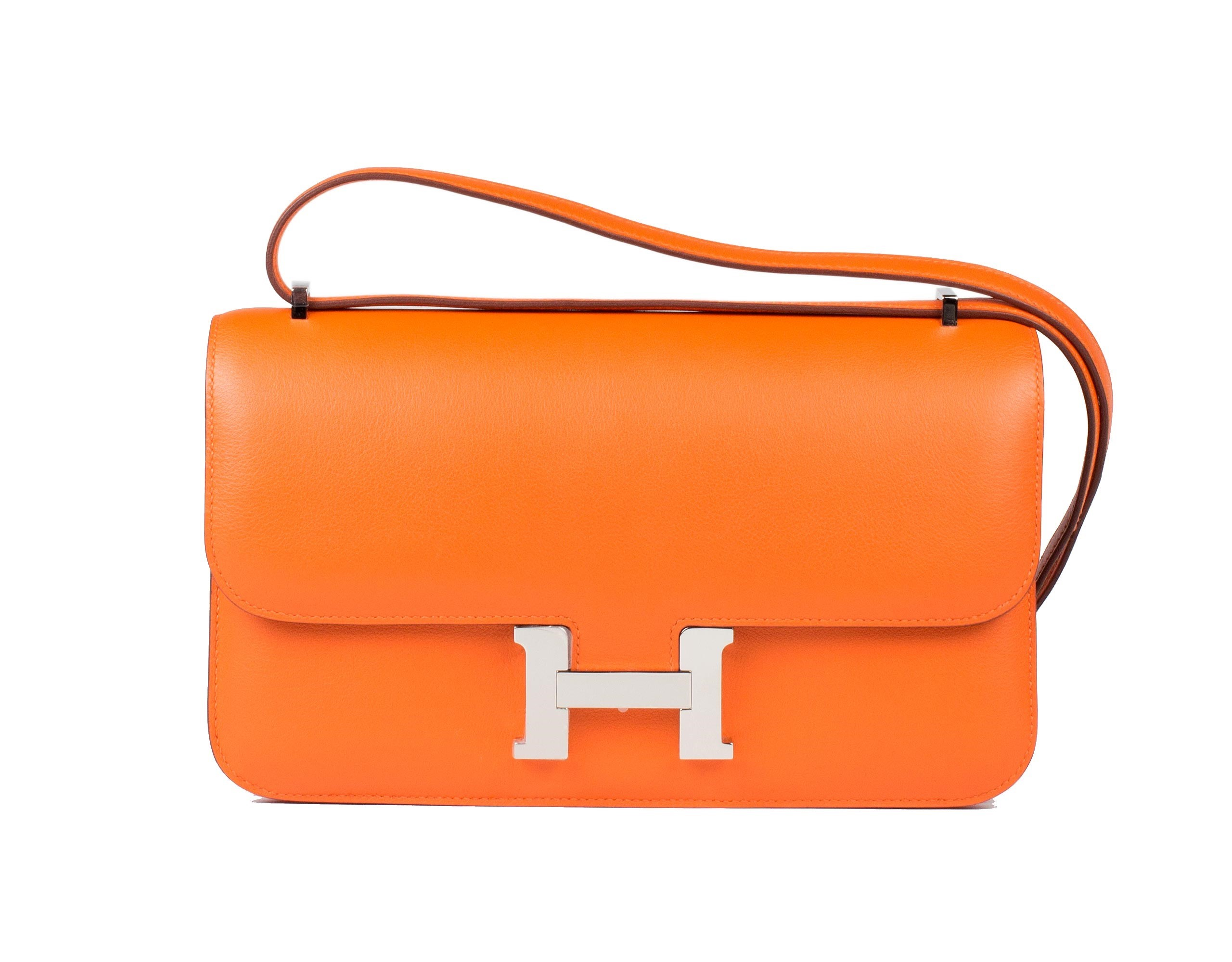 Hermes Constance Elan Orange