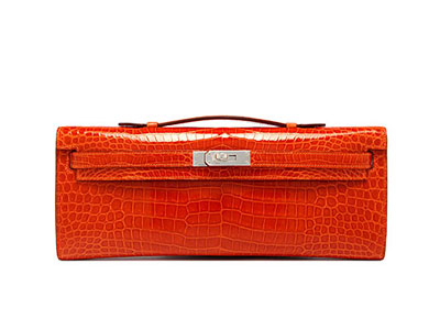 hermes-kelly-cut-orange-shiny-porosus-croc-31cm-phw-kc015-preview
