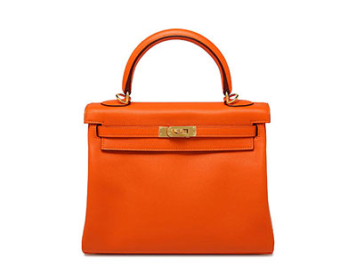 hermes-kelly-orange-swift-25cm-ghw-k140-promo