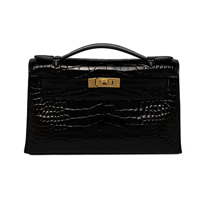 hermes-mini-kelly-pochette-black-alligator-ghw-kp04-MD01