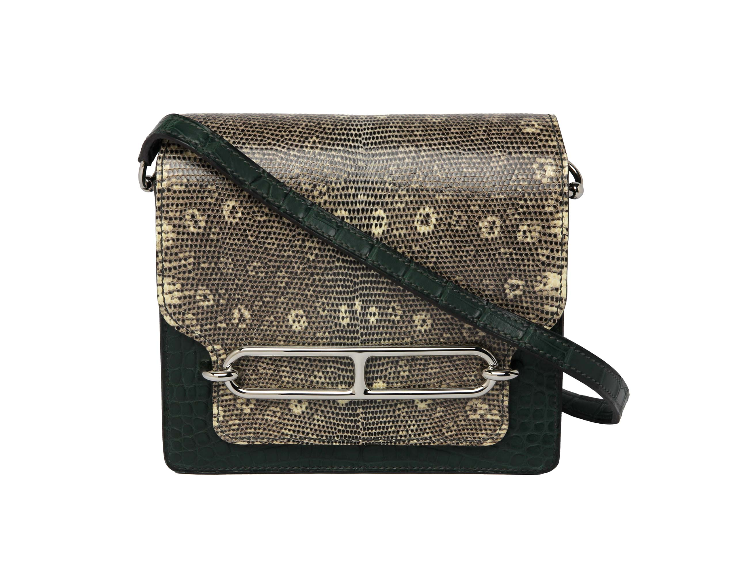 hermes-mini-roulis-vert-fonce-ombre-matt-alligator-lizard-phw-mr01-LG01