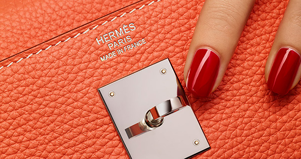 where are hermes bags made